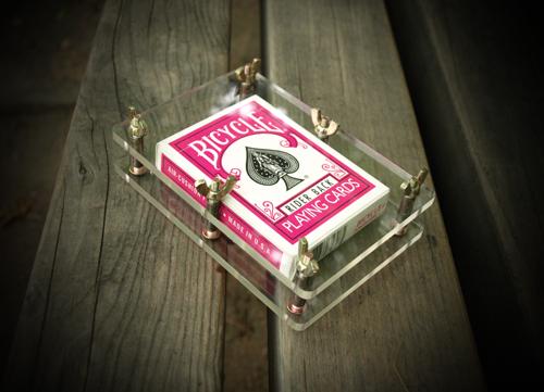 카드프레스(Card Press) - 유매직, 12,000원, 스테이지, 스테이지 마술